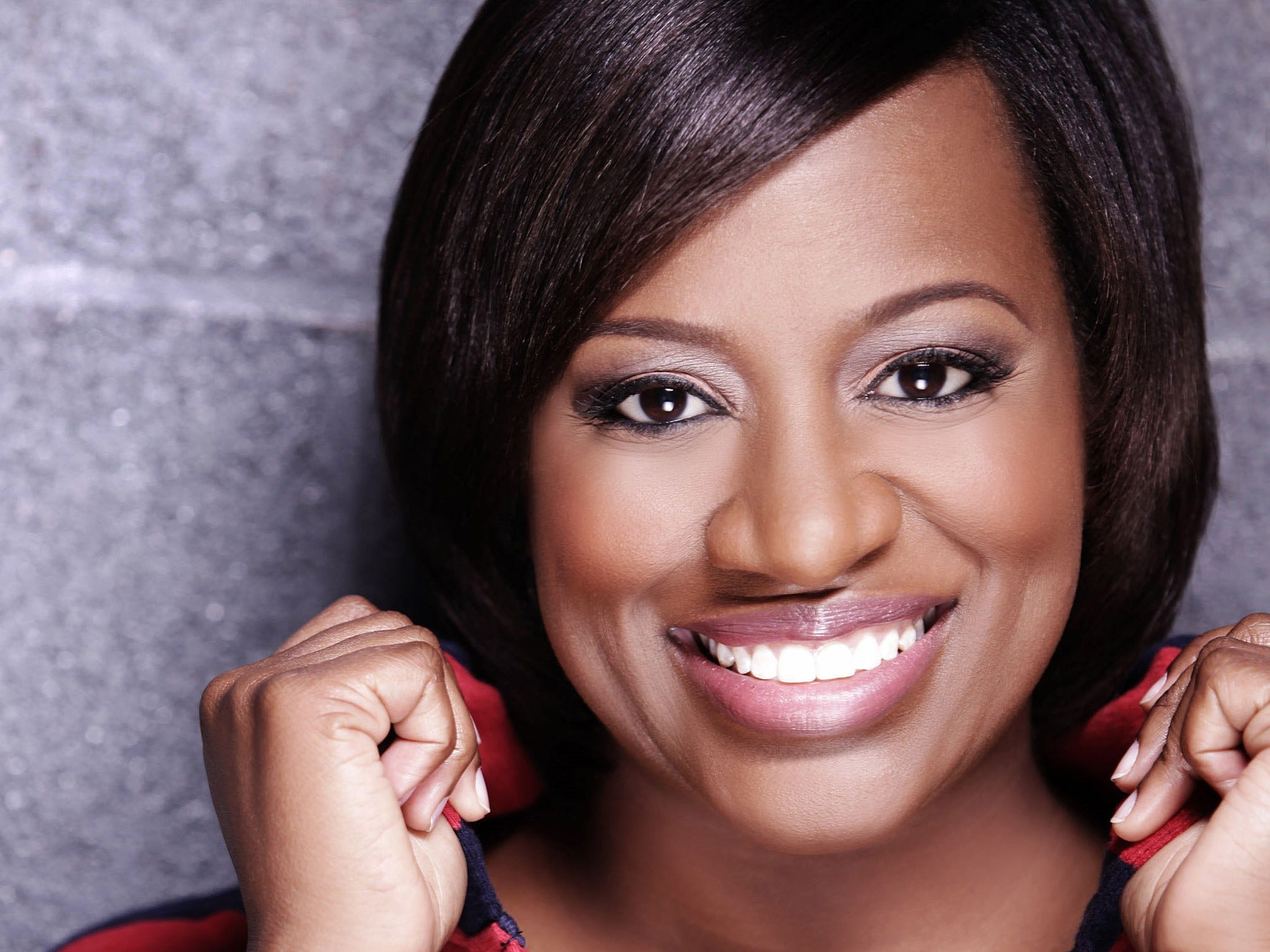 Comedienne Erin Jackson will do her stand-up routine at the Hyatt Regency in Morristown as part of First Night Morris.  More than 70 acts, including musicians and dance troupes, will be held at some 20 locations in downtown Morristown, beginning at 4:45 p.m. on Monday, December 31.