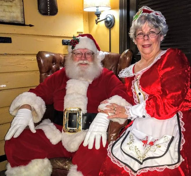 Bring your camera for free photos with Santa and Mrs. Claus at the Green Dragon Pub and Brewery on Saturday, Dec. 22.