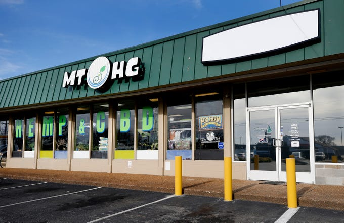 Middle Tennessee Hydroponics and Gardening also includes the Frog Brigade Farmacy, in Murfreesboro, on Wednesday, Dec. 19, 2018.