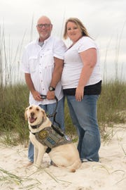 "The VA cut Master Sergeant Timothy Goad and his wife, Sarah Goad, from its caregiver program this year, citing that she was doing her ""spousal duty."""
