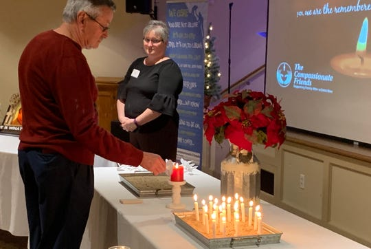 The Compassionate Friends of Dickson County ceremony Dec. 6.