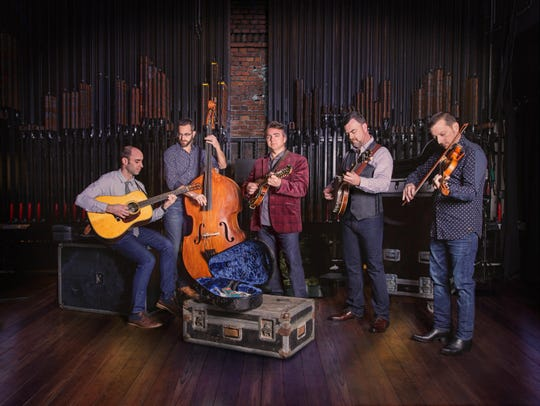 The Travelin' McCourys earned their first Grammy nomination for their debut album.