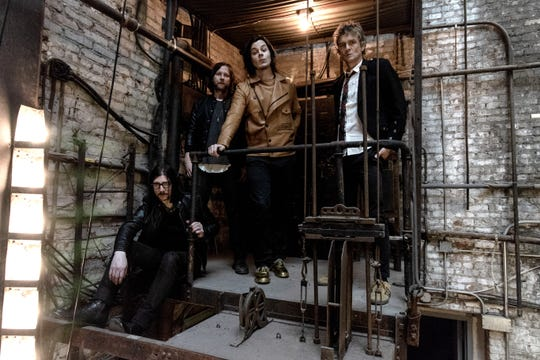 The Raconteurs will play the Ryman Auditorium on Aug. 29-30.