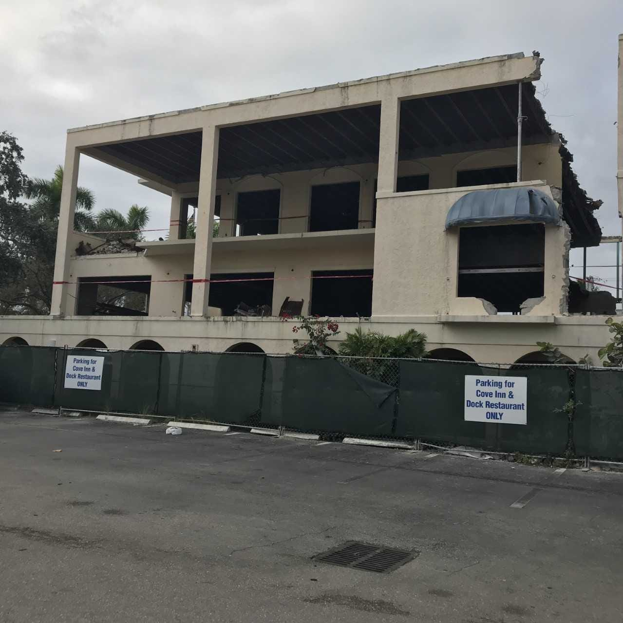 Naples code enforcement board votes to impose fines, place lien on troubled Bay Club project