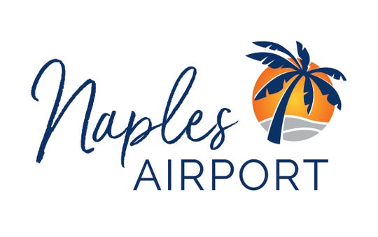 New logo for Naples Airport