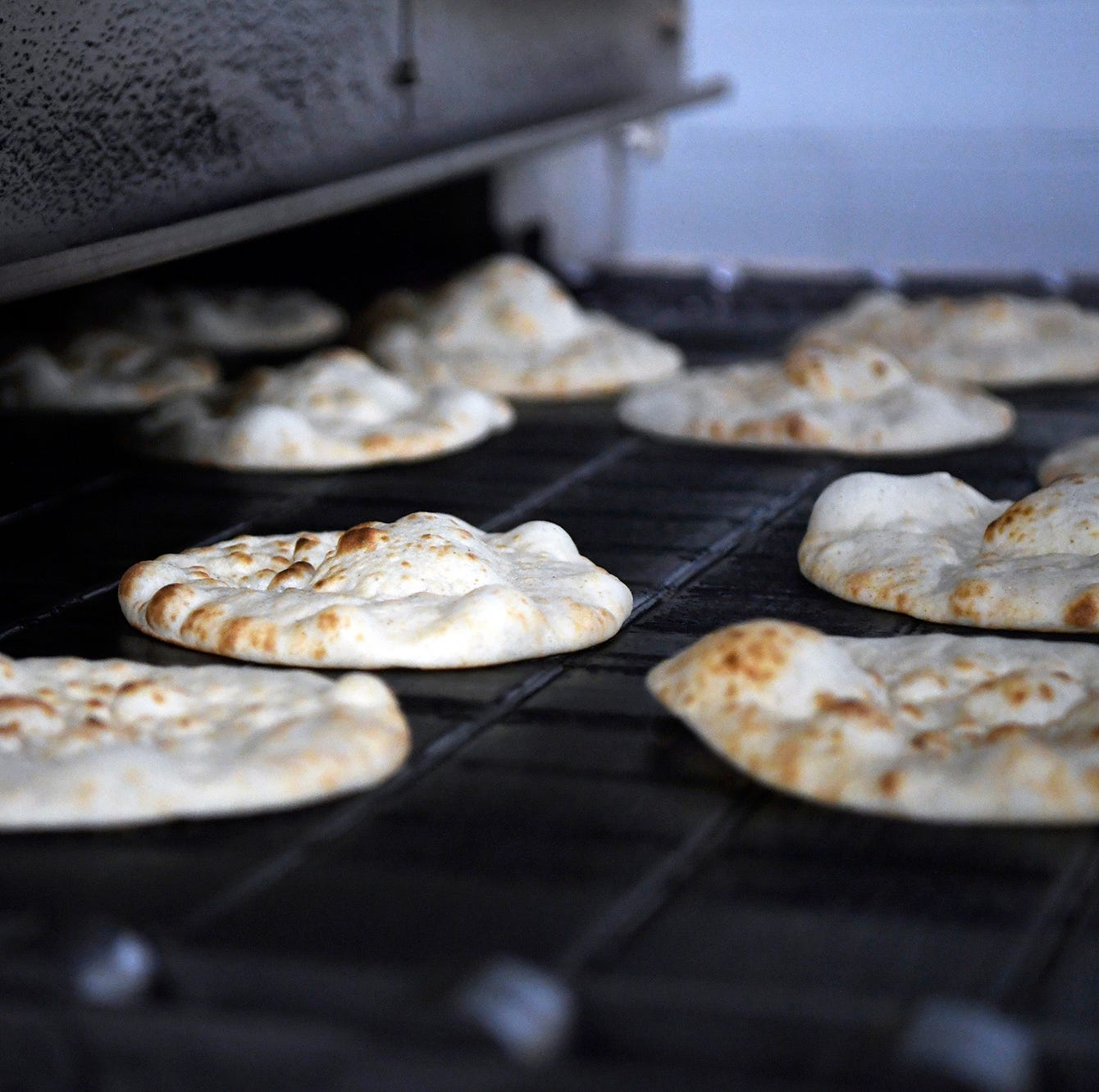 Baked in Paterson, eaten in Saudi Arabia. The global journey of Jersey-made pita