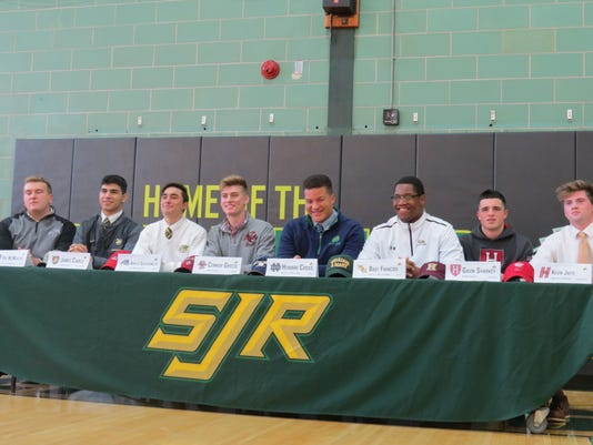 Early signing day at St. Joseph Regional