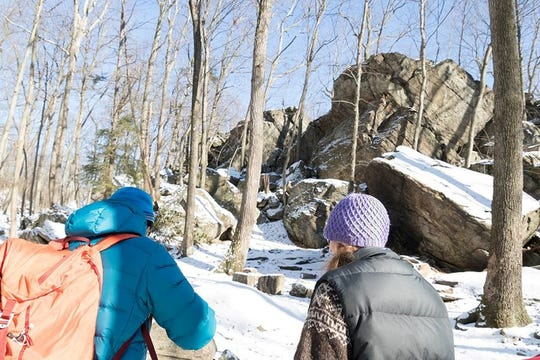 The Protect Our Wetlands Water and Woods New Year's Day hike will take place in Boonton.