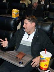 "Centennial High School teacher Mike Cruz was an extra in the movie ""The Mule."""