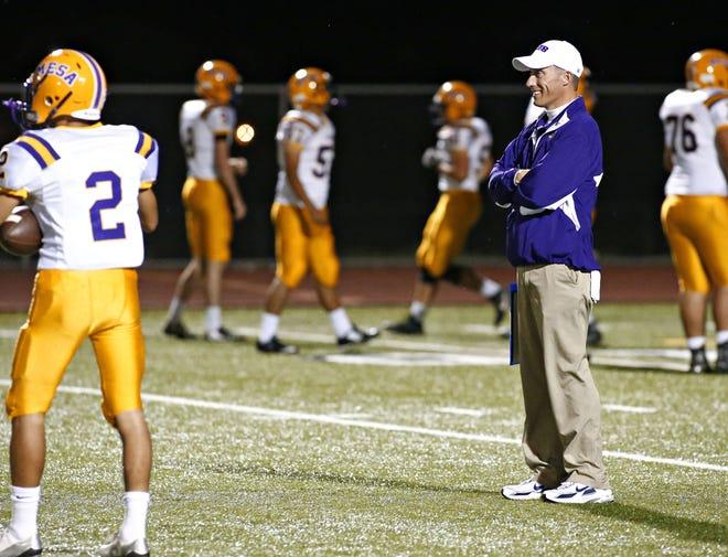 Scott Hare is returning to coaching.