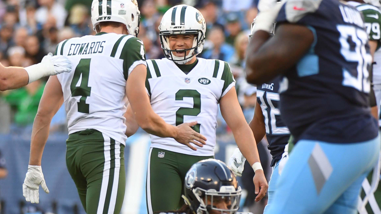 finest selection d1734 04d46 Marist alum, Jets kicker Myers selected to Pro Bowl