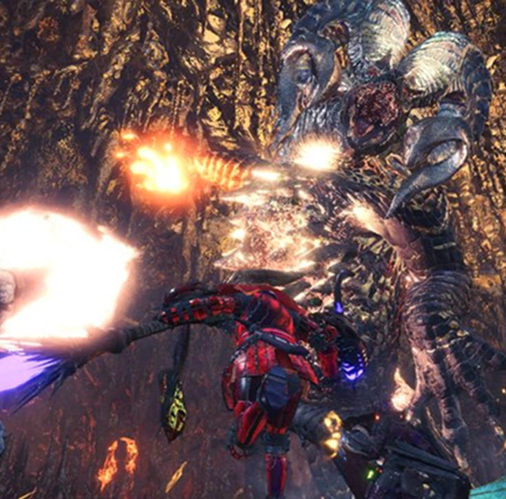 MHW: Critical Status not working on Kjarr weapons, will be patched | Technobubble