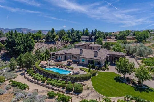 11295 Boulder Glen Way sold in 2018 for $2.3 million, with nearly 6,000 square feet.