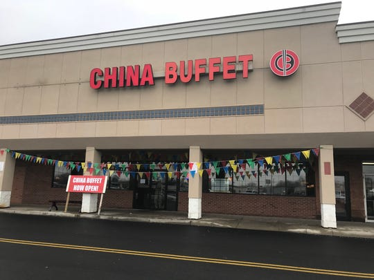 China Buffet reopens at South Town Plaza in Henrietta.