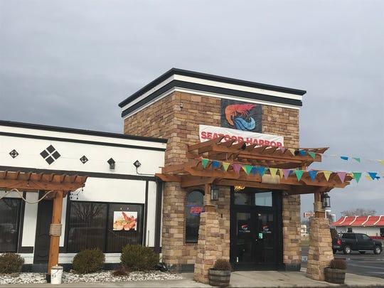 Seafood Harbor opens in Henrietta