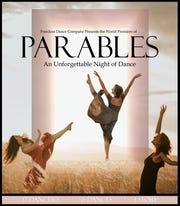 "Freedom Dance Company: ""Parables"" is a 40-minute modern dance performance featuring six dances, each telling a different story, 7:30 p.m. Saturday, Jan. 5, Central High School Theater, 1530 Monmouth St., Independence. $5-10."