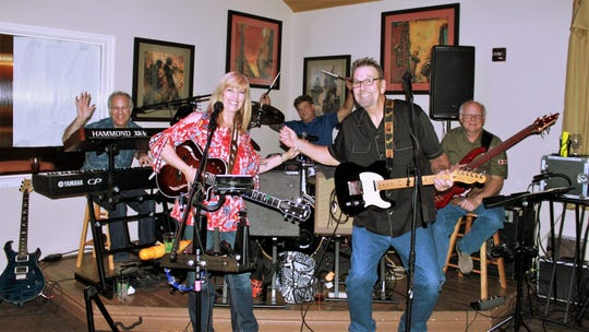 The Kenny Sears Band is a Salem-based blues/classic rock five-piece band.