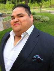 Mexican American tenor, Joshua Thomas Diaz will perform March 17.