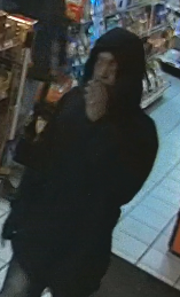 Delaware State Police is looking for the man who robbed a Laurel truck stop on Dec. 17.