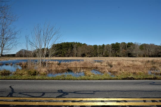 Residents along New Road in Lewes say frequent flooding on the road will be exacerbated by more development.