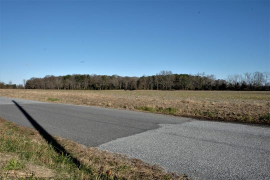 The Groome property onNew Road in Lewes was sold to a developer last year. It could contain 292 homes if Sussex County approves those plans.