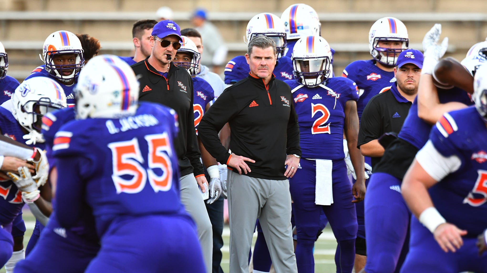 Northwestern State Football Adds 10 Signees In Early Period