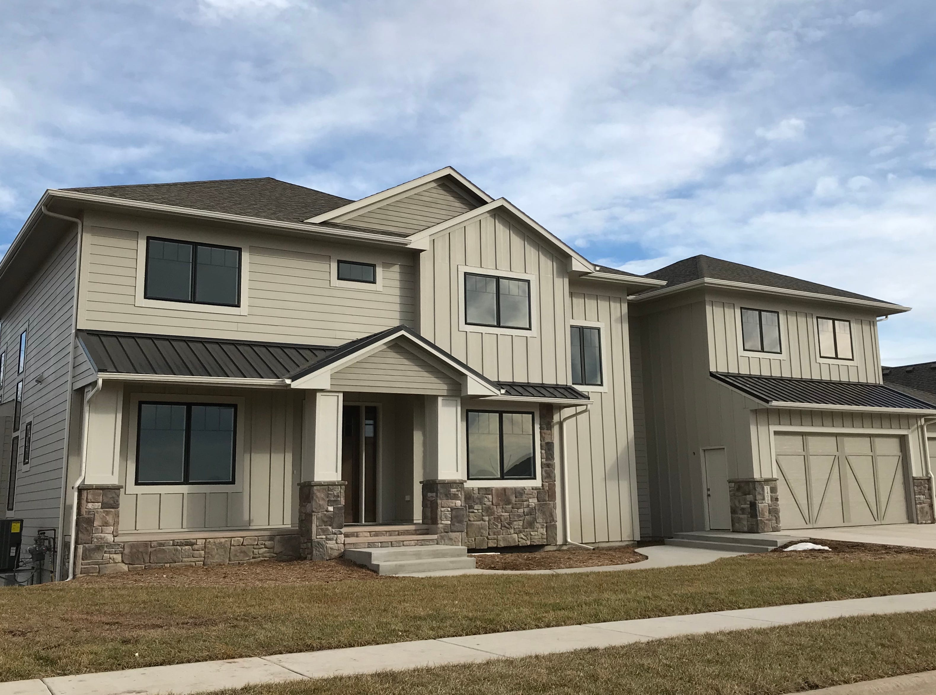 The new home built at 1400 Scarlet Oak Trail in the Arbor's Edge development in east Sioux Falls sold for $1.25 million, topping the home sales report for the week ending Oct. 5.