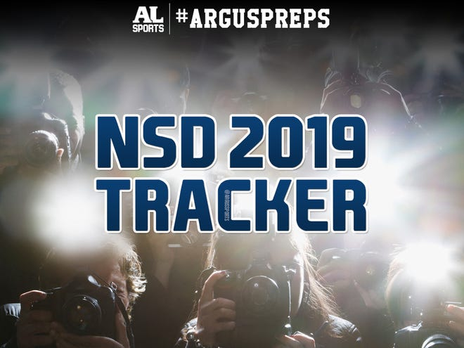 2019 National Signing Day tracker