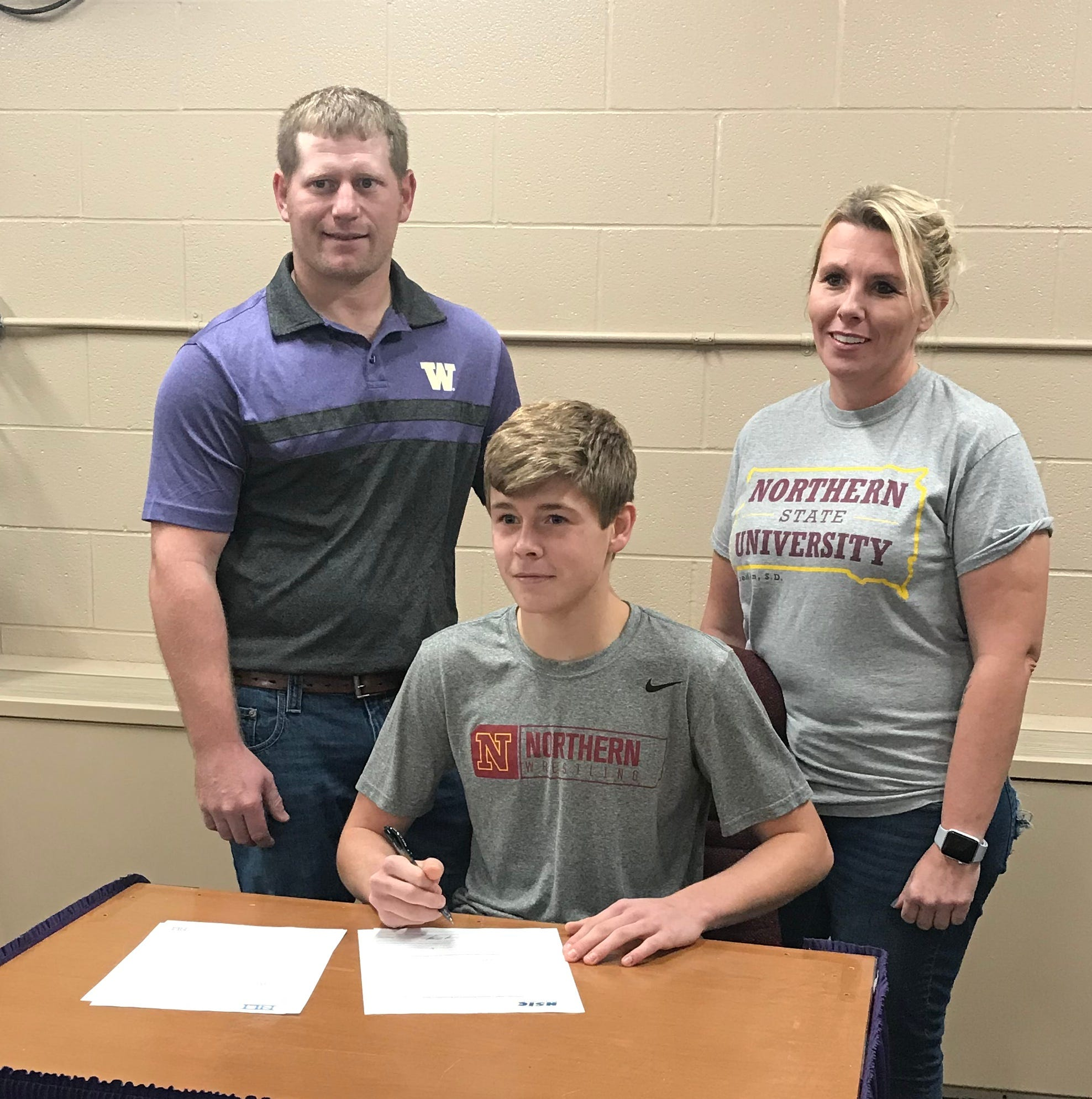 South Dakota high school wrestling: Winner senior Wyatt Turnquist joins Dynamite Dozen