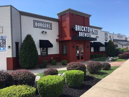 Comfort food and a large selection of local beers are on the menu at Bricktown Brewery.