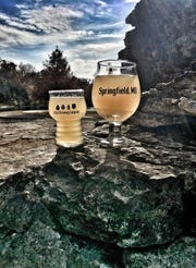 One of Springfield's newer breweries is 4 By 4 Brewing Company, owned by four local couples.
