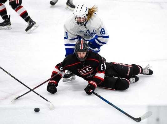 Sartell Vs St Cloud Hockey 5