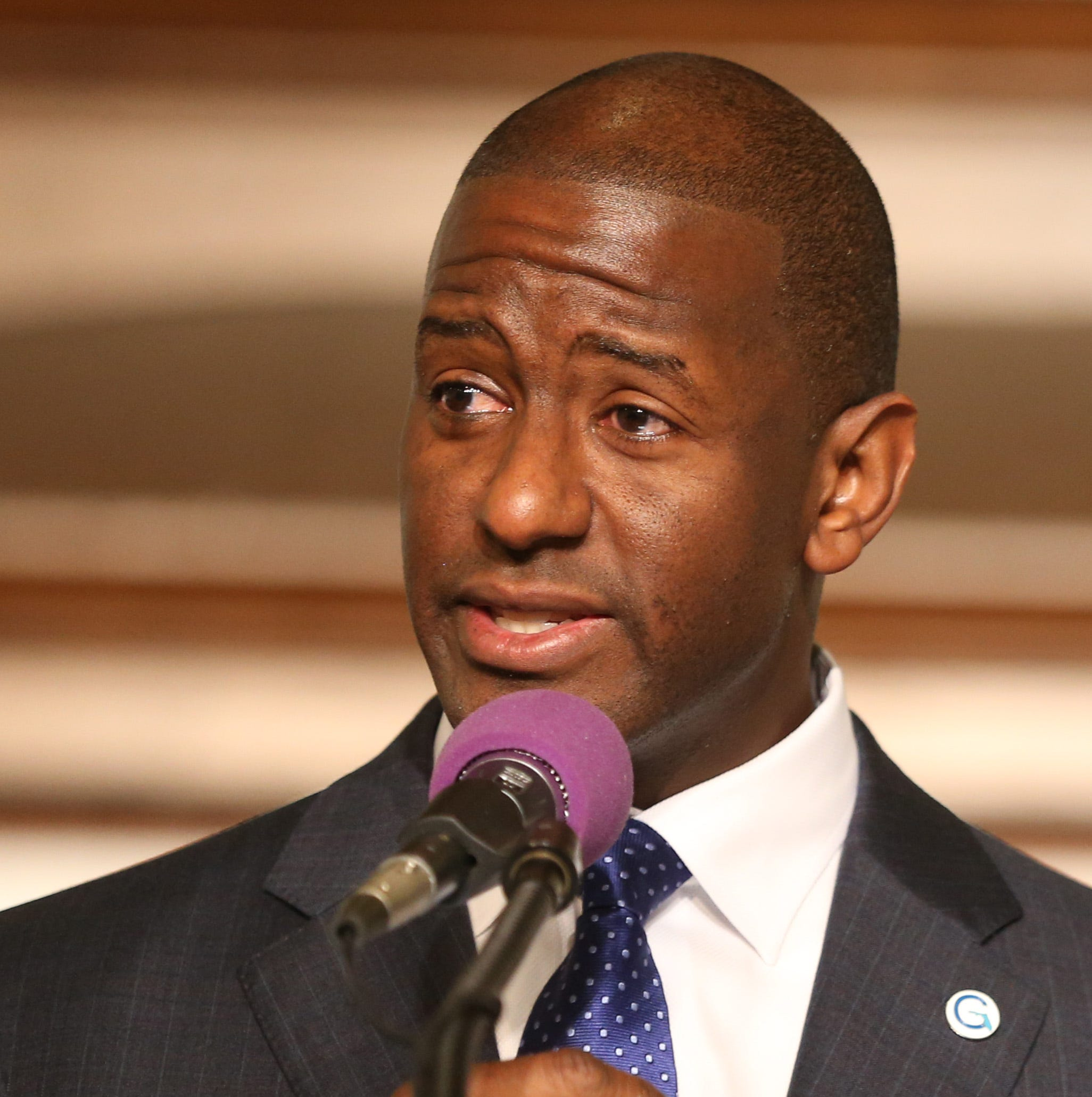 Andrew Gillum set to make 'major announcement' March 20