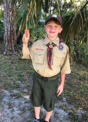 What a difference a decade makes. Noah Anthony Westbury weighed 1lb 15 ounces when he was born four months premature. He spent 66 days in the neonatla intensive care unit at Mary's Hospital in West Palm Beach. Today, Noah is about to turn 11 years old in. a few weeks and will soon become a Boy Scout.