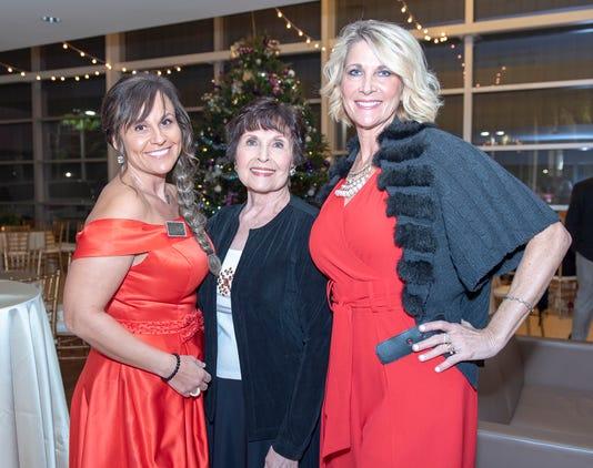 Club 03 Deni Horna Sandy Wetmore And Laura Shepherd