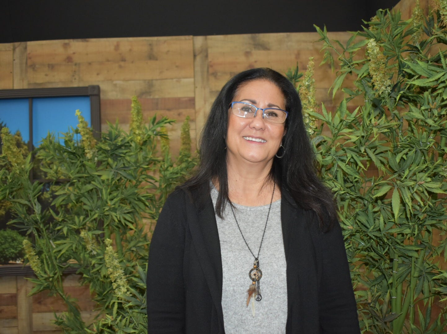 Stephanie Graziano spent 33 years in children's television and is now chief operations officer for cannabis education company, Green Flower.