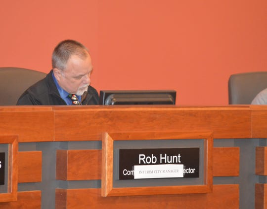 Rob Hunt was named interim Tulare City Manager in December. On Tuesday, council moved to hire him permanently pending a June 18 approval.