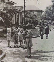 Students at the Pleasantville Cottage School in the 1950s. The facility, which turned 100 years old in 2012, is one of nine residential treatment centers in the Lower Hudson Valley.