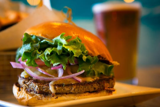 The Impossible Burger is served at Grain H2O in Bear and their Newark and Kennett Square locations.