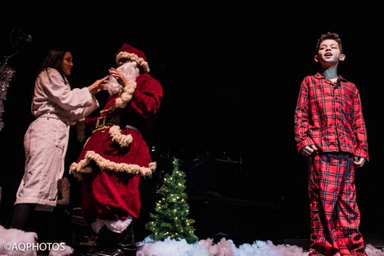 The entirely unique Grand Ol' Christmas Show will run from 7:30 p.m. Thursday Dec 20 and Friday Dec. 21 at the Wichita Theatre.