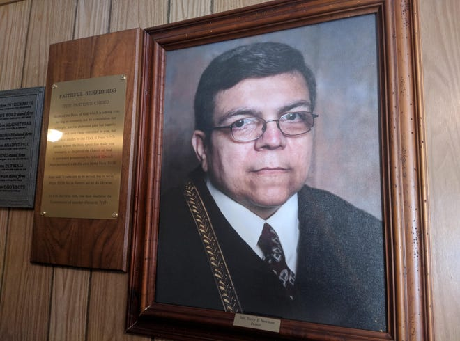 Rev. Terry Newman served as pastor of Wings of Hope Tabernacle for 26 years.