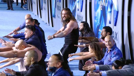 'Goodbye Drogo': Watch Jason Momoa shave off his famous beard