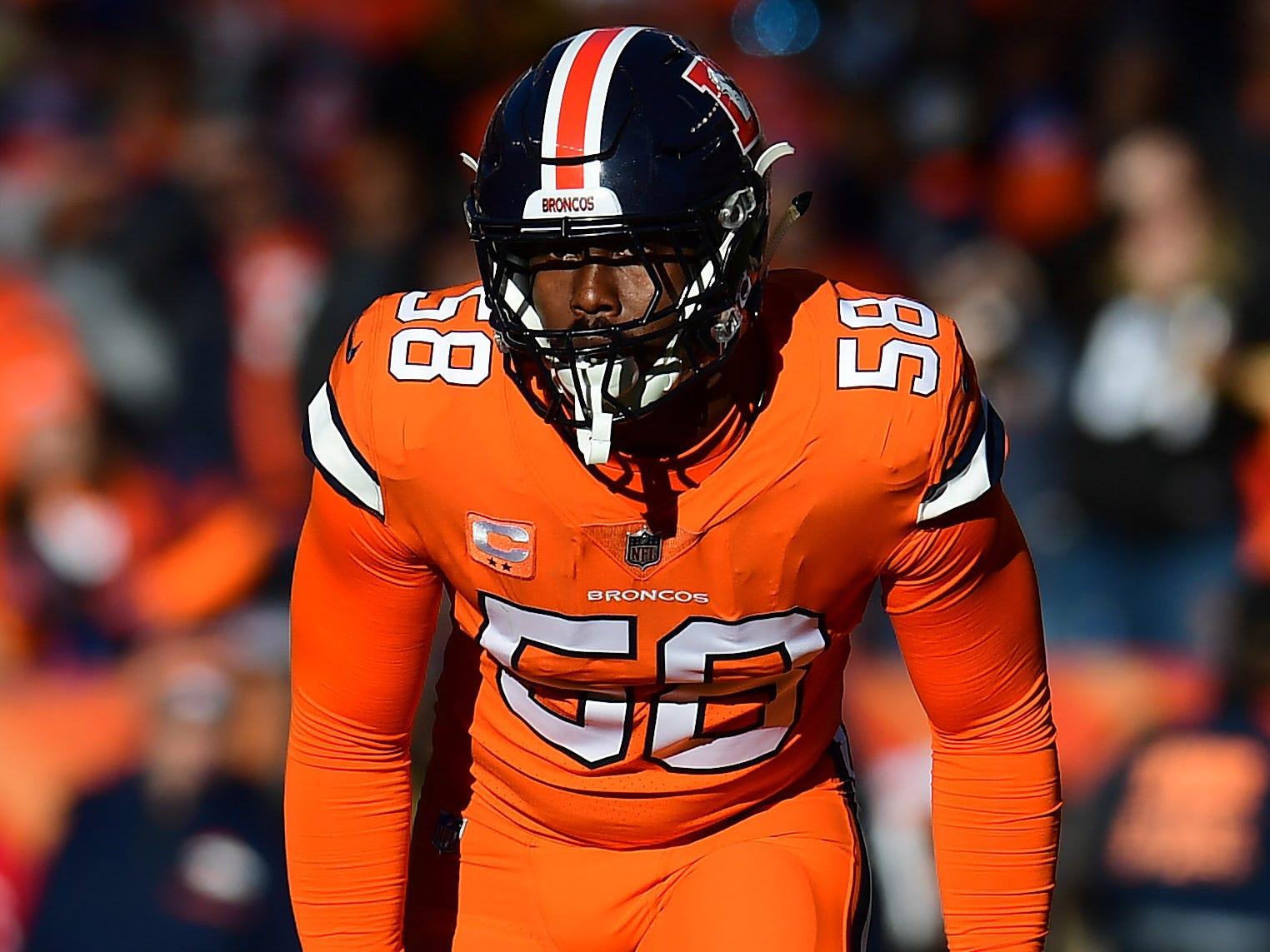 OLB - Von Miller, Denver Broncos
