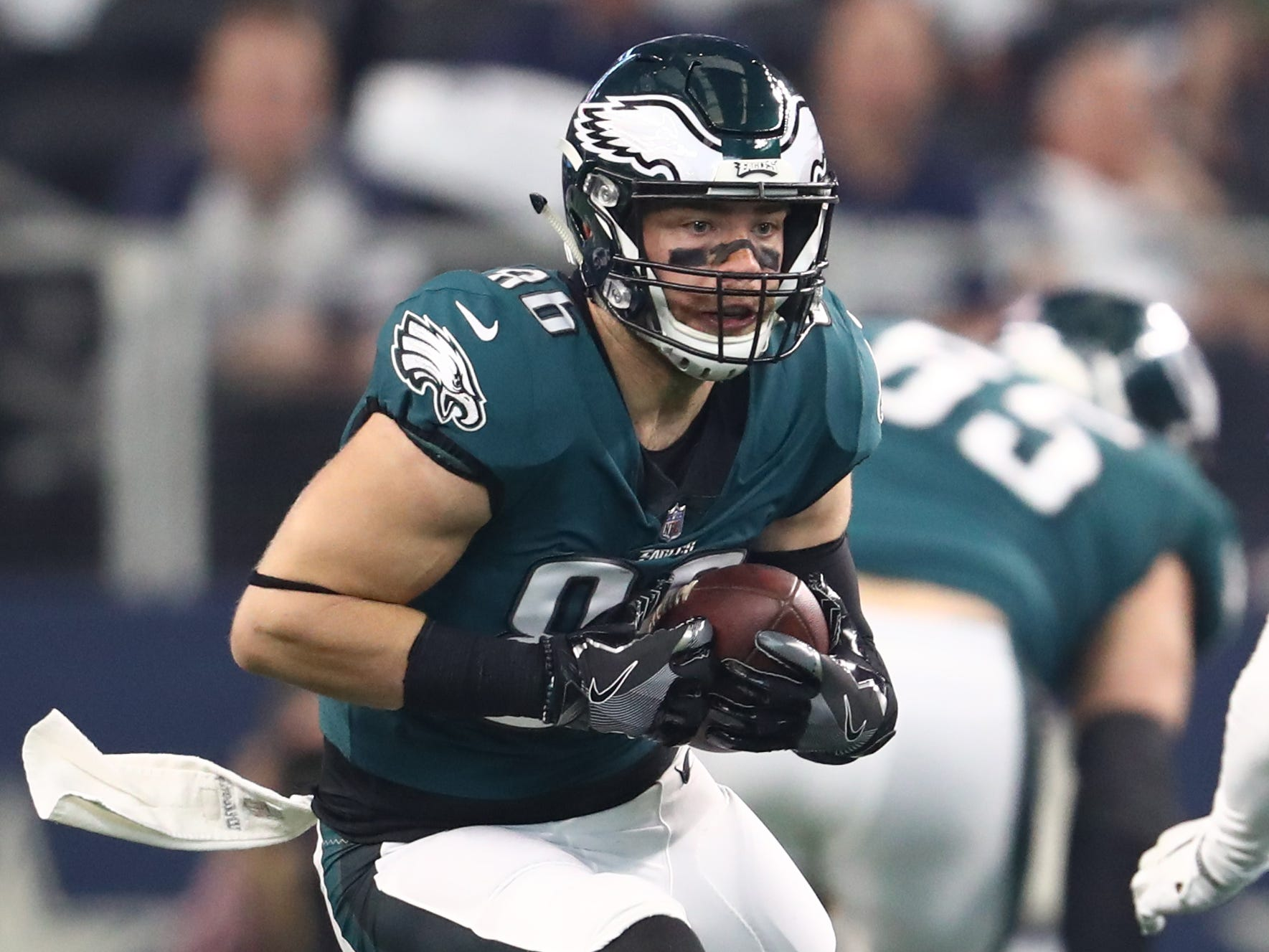 TE - Zach Ertz, Philadelphia Eagles