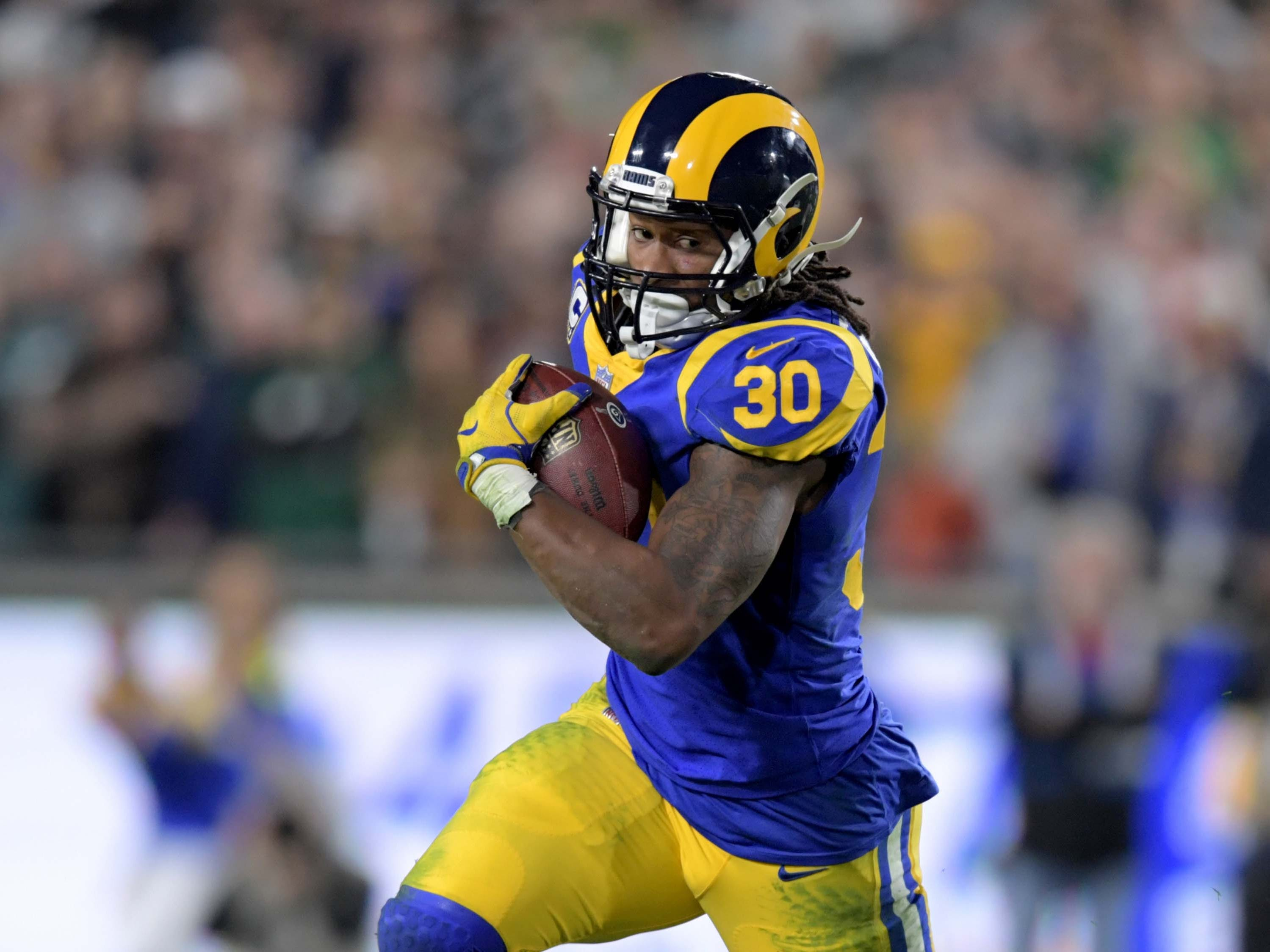 RB - Todd Gurley, Los Angeles Rams
