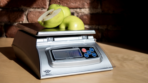 The My Weigh kitchen scale