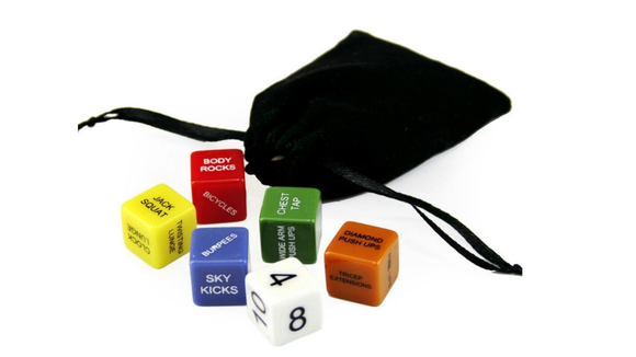 Everything you need to get in shape for 2019: Fitness Dice