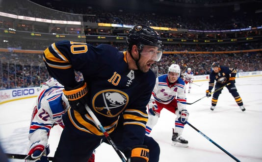 Usp Nhl New York Rangers At Buffalo Sabres S Hkn Buf Nyr Usa Ny