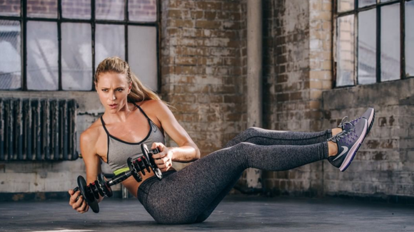 Everything you need to get in shape for 2019: Bowflex Dumbbells