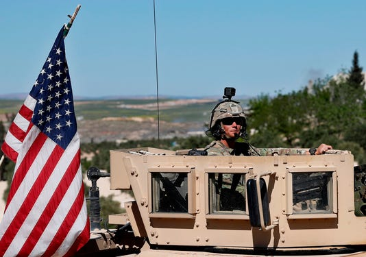 "Image result for US Troops Withdrawal from Syria News, ""Dec 19, 2018"""